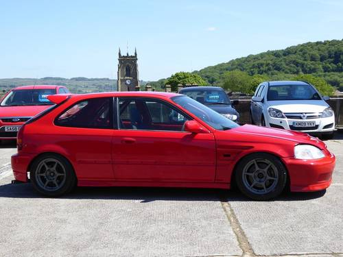 1998 Honda Civic 1.6 Type R EK9 TRACK CAR B20B Conversion 3dr JDM For Sale (picture 4 of 6)