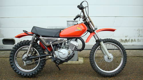 Honda MR 50 K0 ELSINORE 1974 MODEL YEAR SOLD (picture 1 of 6)