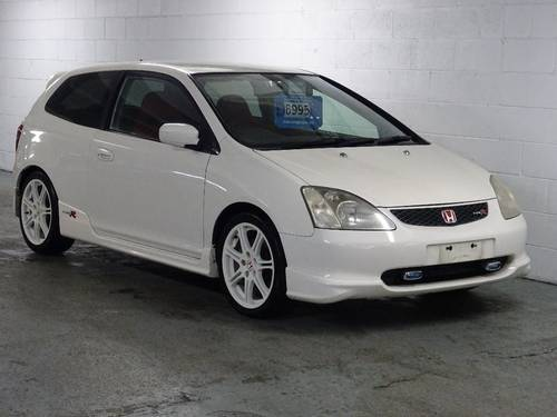 2001  Civic 2.0 Type R EP3 C-Pack JDM FRESH IMPORT 3dr  For Sale (picture 1 of 6)