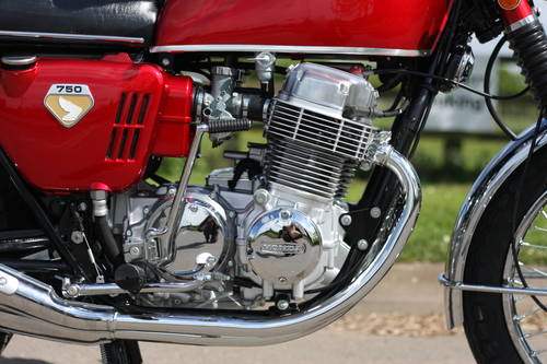 Honda CB750 CB 750 K0 1969 Candy Ruby Red, **THE BEST IN THE SOLD (picture 3 of 6)