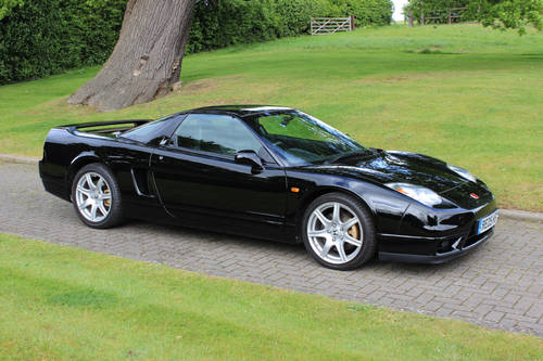 2005 Honda NSX Facelift Coupe 3.2 Six-Speed Manual SOLD (picture 1 of 6)