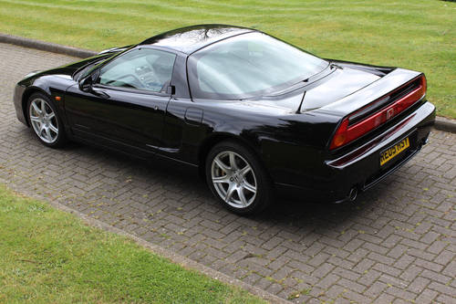 2005 Honda NSX Facelift Coupe 3.2 Six-Speed Manual SOLD (picture 2 of 6)