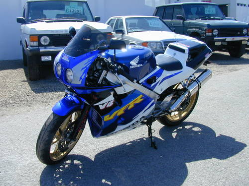 1990 HONDA VFR400 NC30 - EXCEPTIONAL! For Sale (picture 6 of 6)