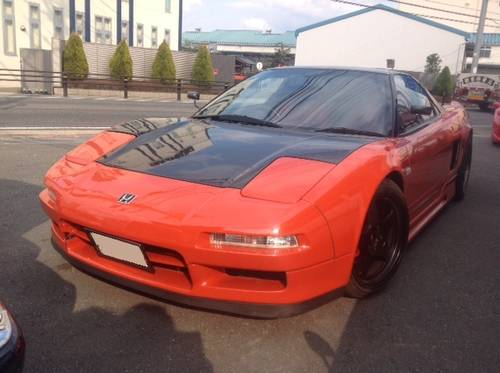 1991 NSX SOLD (picture 1 of 6)