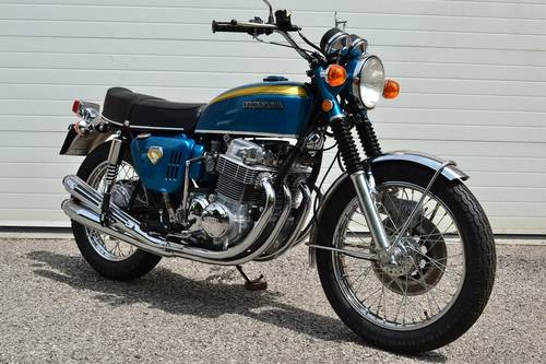1970 Honda CB750/4 K0 - ICON For Sale (picture 1 of 6)