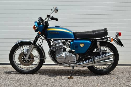 1970 Honda CB750/4 K0 - ICON For Sale (picture 3 of 6)