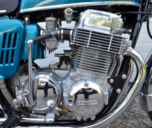 1970 Honda CB750/4 K0 - ICON For Sale (picture 5 of 6)