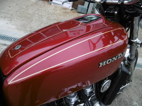 1976 Honda Goldwing GL1000 Restored  SOLD (picture 4 of 6)