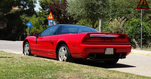 1990 Acura NSX, early 181st, 23744 mi, original paint For Sale (picture 2 of 6)
