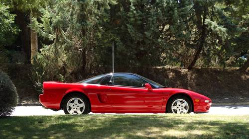 1990 Acura NSX, early 181st, 23744 mi, original paint For Sale (picture 3 of 6)
