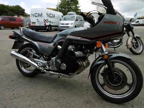 1982 Honda Pro link CBX Original UK bike  SOLD (picture 1 of 6)