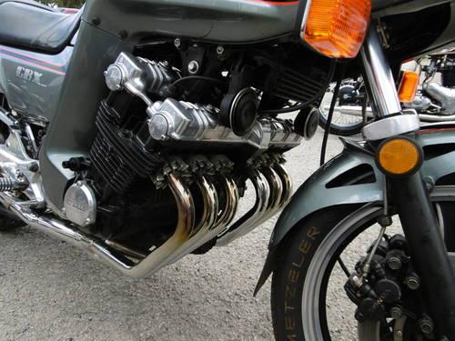 1982 Honda Pro link CBX Original UK bike  SOLD (picture 3 of 6)