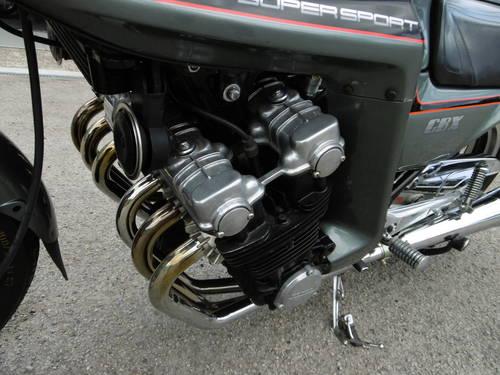 1982 Honda Pro link CBX Original UK bike  SOLD (picture 4 of 6)