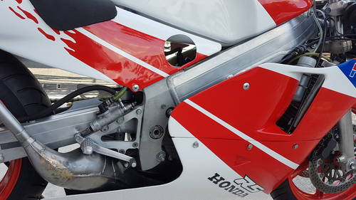 1990 Honda RS250 R Road Racer 2 Stroke For Sale (picture 3 of 6)