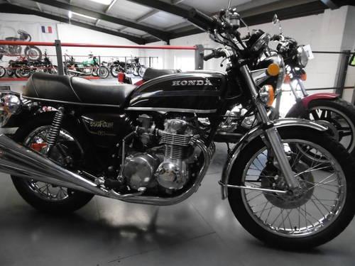 1978 Honda CB550K Great condition Original  SOLD (picture 1 of 6)