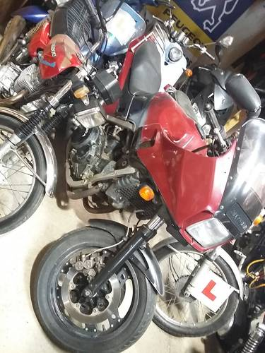 Honda VF1000 1984 For Sale (picture 1 of 5)