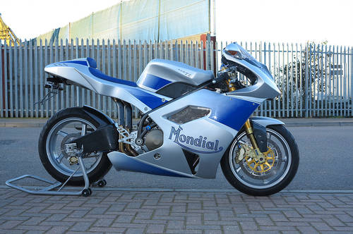 Mondial Piega For Sale (picture 1 of 1)