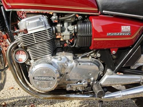 1977 Honda CB 750A Very Original only 36.314 KM !! For Sale (picture 2 of 6)