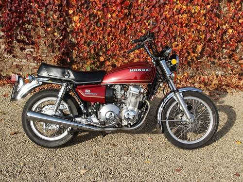 1977 Honda CB 750A Very Original only 36.314 KM !! For Sale (picture 3 of 6)