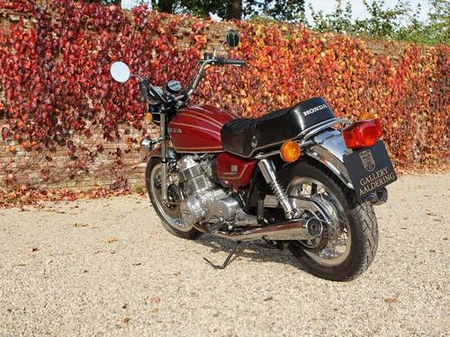 1977 Honda CB 750A Very Original only 36.314 KM !! For Sale (picture 4 of 6)