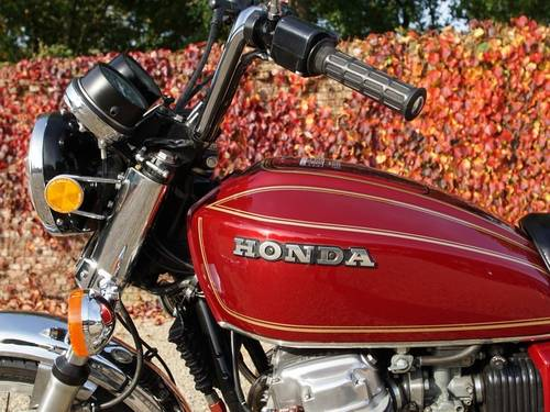 1977 Honda CB 750A Very Original only 36.314 KM !! For Sale (picture 5 of 6)