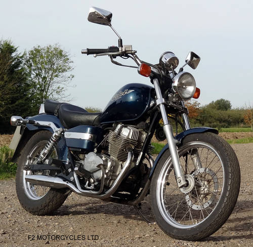 1997 Honda CMX 250 C Rebel, VGC, long MOT, ready to ride SOLD (picture 1 of 6)
