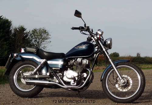 1997 Honda CMX 250 C Rebel, VGC, long MOT, ready to ride SOLD (picture 2 of 6)