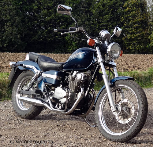 1997 Honda CMX 250 C Rebel, VGC, long MOT, ready to ride SOLD (picture 3 of 6)