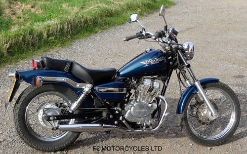 1997 Honda CMX 250 C Rebel, VGC, long MOT, ready to ride SOLD (picture 4 of 6)