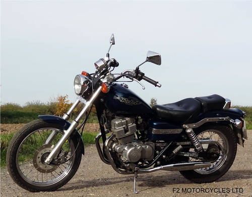 1997 Honda CMX 250 C Rebel, VGC, long MOT, ready to ride SOLD (picture 6 of 6)