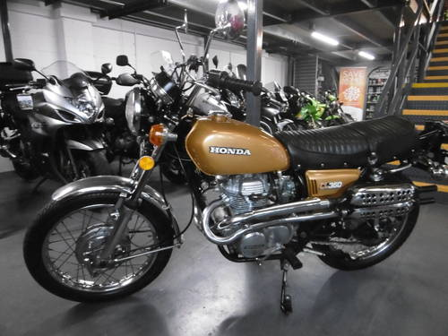 Honda CL360  1975 Rare . Stunning timewarp condition  SOLD (picture 1 of 6)