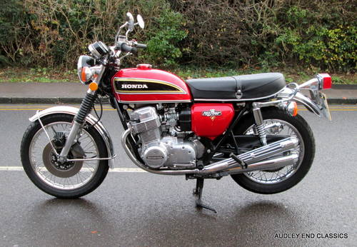 1974 HONDA CB750 K5 (NOW SOLD) SOLD (picture 1 of 6)