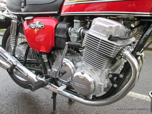1974 HONDA CB750 K5 (NOW SOLD) SOLD (picture 3 of 6)