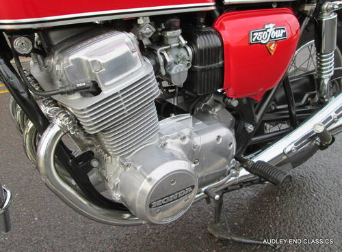 1974 HONDA CB750 K5 (NOW SOLD) SOLD (picture 4 of 6)