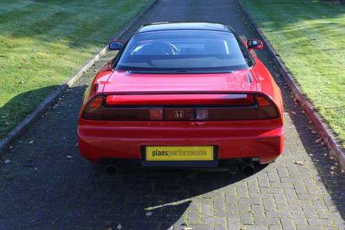 HONDA NSX COUPE MANUAL 'LEFT HAND DRIVE' 1992 For Sale (picture 2 of 6)