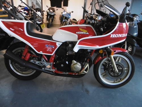 1981 Honda CB1100RB   STUNNING RARE and ORIGINAL  SOLD (picture 1 of 6)