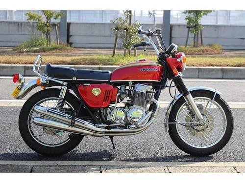 HONDA CB750 FOUR K0 (1970) from JAPAN For Sale (picture 1 of 6)