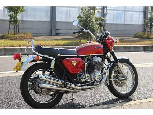 HONDA CB750 FOUR K0 (1970) from JAPAN For Sale (picture 2 of 6)