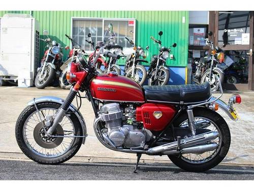 HONDA CB750 FOUR K0 (1970) from JAPAN For Sale (picture 3 of 6)