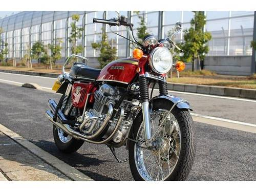 HONDA CB750 FOUR K0 (1970) from JAPAN For Sale (picture 5 of 6)