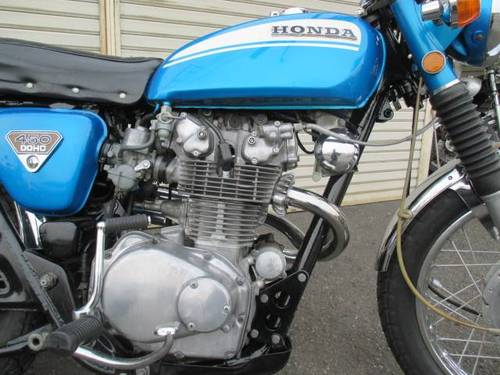 HONDA CL450 (1973) from Japan For Sale (picture 3 of 6)