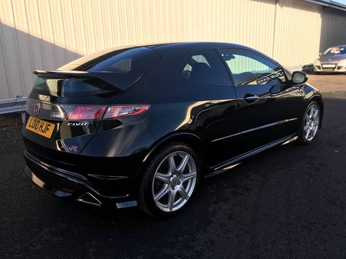 2010 HONDA CIVIC 2.0 I-VTEC TYPE-R GT, 2 OWNERS, ULTRA LOW MILES SOLD (picture 3 of 6)