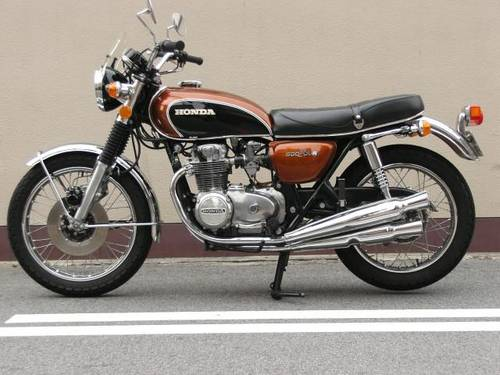 HONDA CB500 Four (1971) 500cc from Japan For Sale (picture 1 of 6)