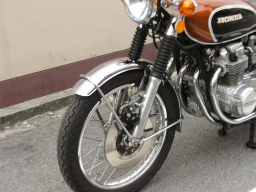 HONDA CB500 Four (1971) 500cc from Japan For Sale (picture 3 of 6)