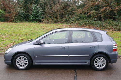 HONDA CIVIC 1.6 VTEC EXECUTIVE.. 1 OWNER.. 27,000 MILES..FSH SOLD (picture 1 of 6)