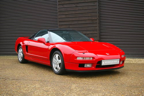 1993 Honda NSX 3.0 V6 NA1 5 Speed Manual Coupe (14913 miles) SOLD (picture 2 of 6)