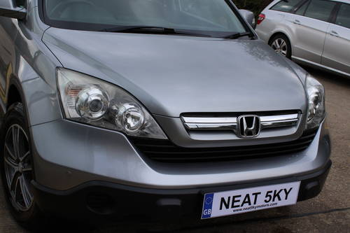 2007 Honda CRV  SOLD (picture 4 of 6)