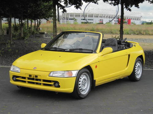 1992 HONDA BEAT 660cc CONVERTIBLE CABRIOLET For Sale (picture 1 of 6)