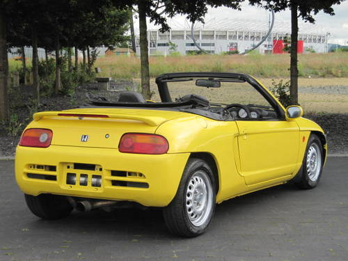 1992 HONDA BEAT 660cc CONVERTIBLE CABRIOLET For Sale (picture 2 of 6)