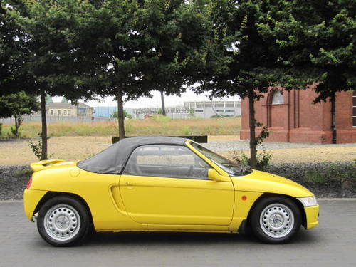 1992 HONDA BEAT 660cc CONVERTIBLE CABRIOLET For Sale (picture 3 of 6)